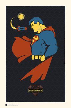 Superman Profile - Daab Creative