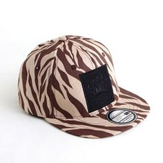 Kids Boys Cool Caps Cotton Leopard Style Toddlers Baby Baseball Caps