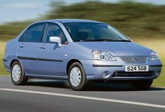 The Suzuki Liana, a Top Gear Reasonably Priced Car.