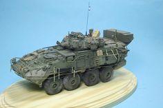 M1126 1/35 Scale Model