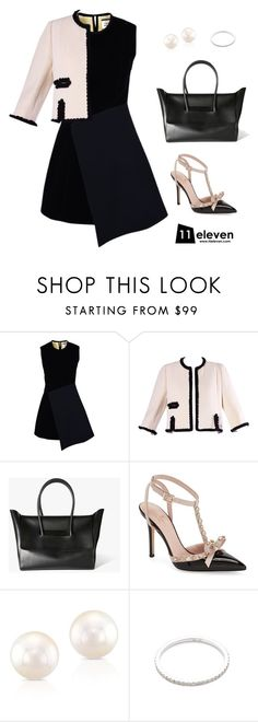 """""""Vintage Suit × Pointed Toe Pumps"""" by hielevencom ❤ liked on Polyvore featuring FAUSTO PUGLISI, Kate Spade, Gabriela Artigas, vintage, women's clothing, women, female, woman, misses and juniors"""