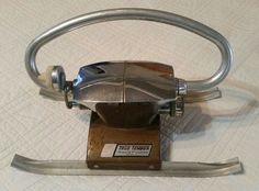 Vintage '60's True Temper Adjustible Metal Oscillating Sprinkler - RARE Works... #TrueTemper Oscillating Sprinkler, Garden Sprinklers, Rare Words, Old Photos, Lawn, It Works, Metal, Vintage, Old Pictures