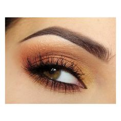 Good Vibes ❤ liked on Polyvore featuring beauty products, makeup, eye makeup, eyes, maquillaje and maquiagem