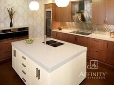 Contemporary Kitchen By Affinity Kitchens | Contemporary Kitchens |  Pinterest | Kitchens