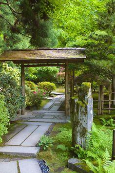 Обо всем понемногу: Portland Japanese Garden