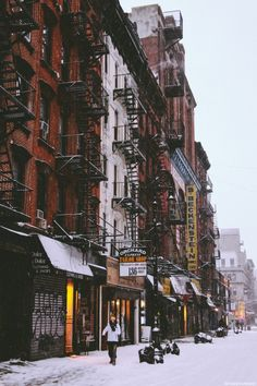 Orchard Street, New York City by now-youre-cool #nyc