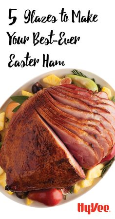 Hallelujah, we are here to help with your Easter ham. Pick from one of our 5 favorite glaze recipe to make this year's ham the best they've ever had. Ham Recipes, Casserole Recipes, Real Food Recipes, Cooking Recipes, Protein Recipes, Easter Recipes, Easter Ham, Easter Food, Easter Dinner