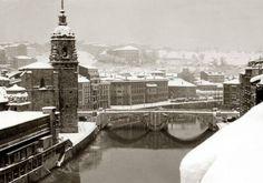 Bilbao Nevado en 1955
