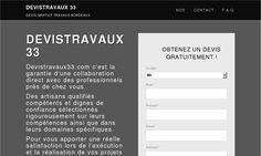 DevisTravaux33 - Devis Gratuit Travaux Bordeaux     - Bordeaux, Gironde, Aquitaine