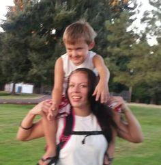 Sis Angel and Nephew Mason