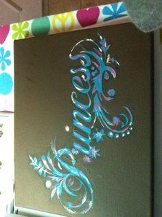 Princess Wall Art