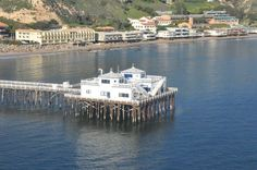 There is quiet around the Malibu Pier this shiny Los Angeles morning as we enjoy a helicopter tour of the city with our Elite Adventure Tours family. If they want, we can drive back after the flight and walk on the pier and get an even closer look at Malibu.