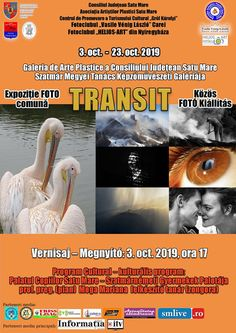 """Expoziție comuna de artă fotografică """"TRANSIT"""""""