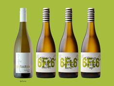 6FT6 Wine — The Dieline