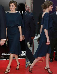 Los looks de Letizia como reina