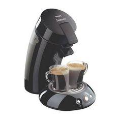 Philips Senseo HD7814 Black Coffee Machine