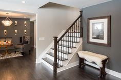 Just Basements is Ottawa's leading basement design build, basement renovation firm. Just Basements only specializes in designing and finishing great basements. Basement Renovations, Basements, Design Awards, Ottawa, Home Builders, Building Design, Great Places, Stairs, Home Decor