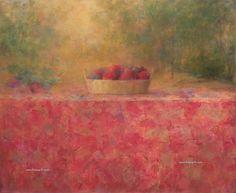 Mujeres pintoras: La sevillana Carmen Laffon