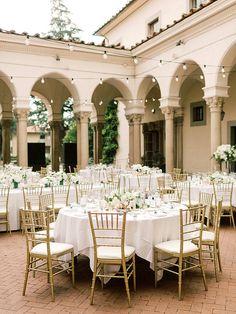 Classic Pasadena Wedding at the Athenaeum