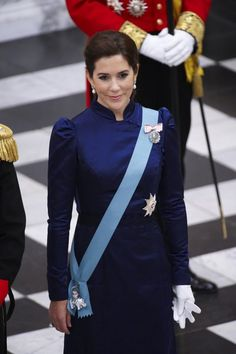 Danish Crown Princess