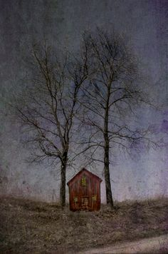 """Night Draws Near"" - Photography by Jaime Heiden Love Art, Landscape Paintings, Photo Art, Art Photography, Art Gallery, Illustration Art, Contemporary Art, Night, Drawings"