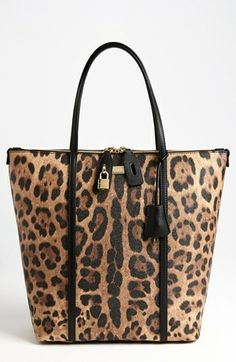 Dolce&Gabbana 'Miss Escape' Tote available at #Nordstrom