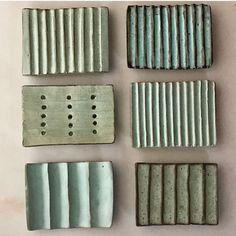 Keramik Seifenschale Ceramic Soap Dish – New Ideas Ceramic Soap Dish, Ceramic Clay, Soap Dishes, Ceramic Bowls, Slab Pottery, Ceramic Pottery, Pottery Vase, Thrown Pottery, Cerámica Ideas