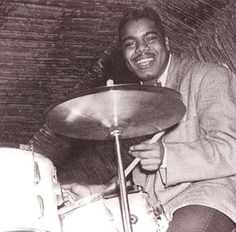 The man behind the Motown Sound, drummer Benny Benjamin.