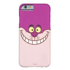 Alice in Wonderland - Cheshire Cat Face. Regalos, Gifts. #carcasas #cases