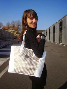 Valentina Clothed Anew - I'm a fashion dreamer ❤️: L'eleganza del bianco con I Misteri bag