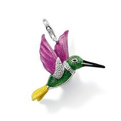 Colourful Bird charm... Thomas Sabo (actually, it's this one) | My ...