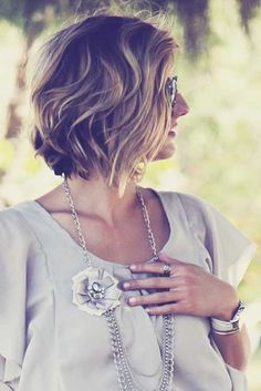 Short haircut for women 2013