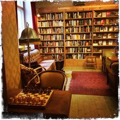 Books & library  vintage and retro east berlin  Berlin Germany  #travel #inspiration #hotel #hotels #interior #design #interiordesign #decoration #furniture #color #atmosphere #palace #style #berlin
