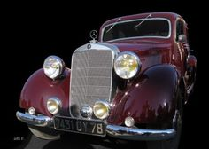 Mercedes-Benz Typ 170 V (W 136) Originalfarbe