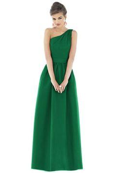 Alfred Sung D531 Bridesmaid Dress | Weddington Way
