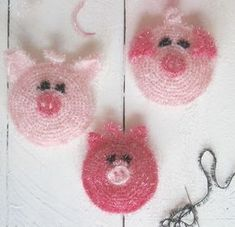 Crochet Patterns Funny And more bubbles (sponges) NO: 2 Crafts To Sell, Diy And Crafts, Crafts For Kids, Embroidery Flowers Pattern, Flower Patterns, Knitting Patterns, Crochet Patterns, Crochet Dishcloths, Crochet Kitchen