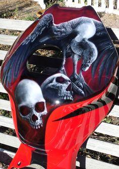 By Ryan Litjen ..skull master..