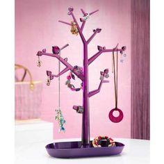 TRINKET Takı Askısı Ağaç Pembe