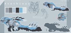 Creature Concept Art, Creature Design, Mlp, Old Things, Dragon, Dolls, Game, Artist, Animals