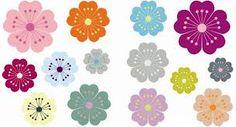 Fleurs Stylisées 20 meilleures images du tableau fleur stylisée | colouring pencils