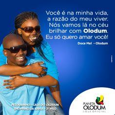 """""""Você é meu doce mel, a poesia dessa melodia...""""    Boa tarde, Olodúnicos!    #PlanetaOlodum #BandaOlodum #Olodum"""