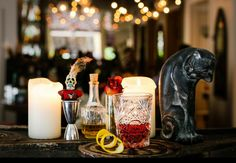 Haitian Sazerac – Loa (International House Hotel) | 11 Secrets Of New Orleans' Most Signature Swizzles