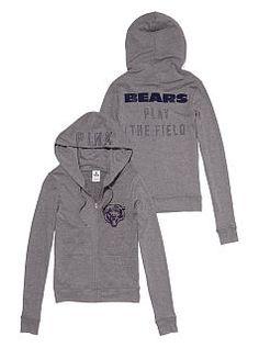 Chicago Bears Zip Hoodie