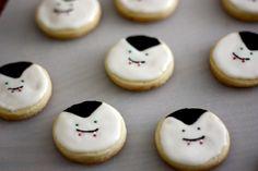 Vampire cookies..cute!!
