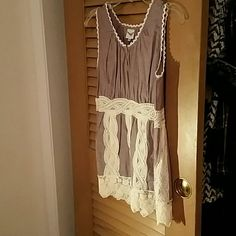 Tank Sweet fitted and flowy Anthropologie Tops Tank Tops