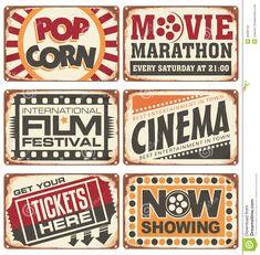 vintage cinema - Google Search
