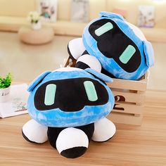 US $16.50 40cm Over Game Watch OW MEI UAV Reaper Plush Toy Dolls Cartoon Anime Stuffed Toys #40cm #Over #Game #Watch #Reaper #Plush #Dolls #Cartoon #Anime #Stuffed #Toys
