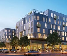 Two Big Projects Proposed for South Park Block - Downtown Los Angeles is in the midst of an apartment boom.