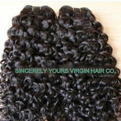 Get some of the BEST Peruvian Virgin Hair on http://EasyWeave.com. Browse this  much more on http://EasyWeave.com. Hair Type: Peruvian Starting Price: 3 for $155 Lengths: 12-20 Shop: http://sy-virgin-hair-co... Type Virgin Peruvian Curly in the search bar on !!