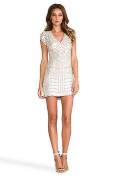 f429f82160e5 Parker Sequin Serena Dress in Blush